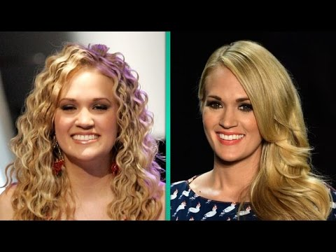 Carrie Underwood Then And Now Watch Her 2005 American Idol
