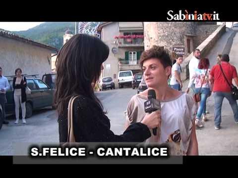 TERRE DELLA SABINA   S FELICE   CANTALICE