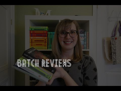 Batch Reviews # 4