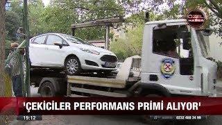"""""""Çekiciler Performans Primi Alıyor"""" - 10 Ağustos 2017"""