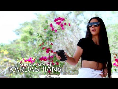 "KUWTK | Kim Kardashian Calls Khloe a ""Big Bully"" | E!"