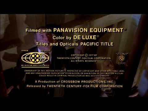 Crossbow Productions, Inc./20th Century Fox Film Corporation/20th Television (1977/2008)