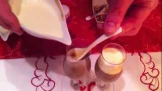 Bailey's Coffee Christmas Drink