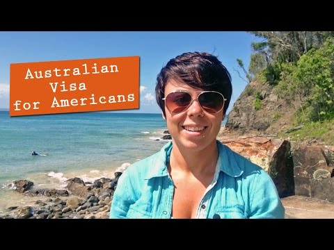 Australian Working Holiday Visa for Americans