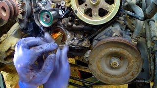 Easily remove oil seals using this home made tool