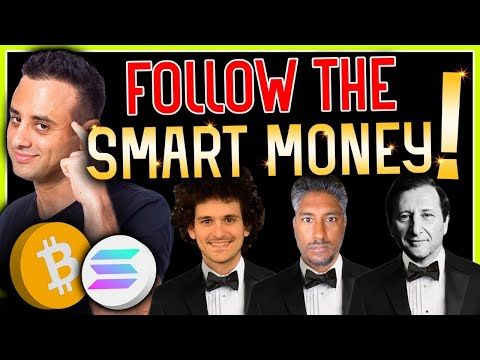 SMART INVESTORS ARE BUYING BITCOIN AND THESE ALTCOINS.