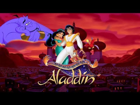 Disney's Aladdin Sega Mega Drive - Приключения Аладдина