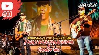 Download Mp3 Fadly Padi/musikimia Feat Fandy Wd - Apakah Harus Seperti Ini   Musikimia Song