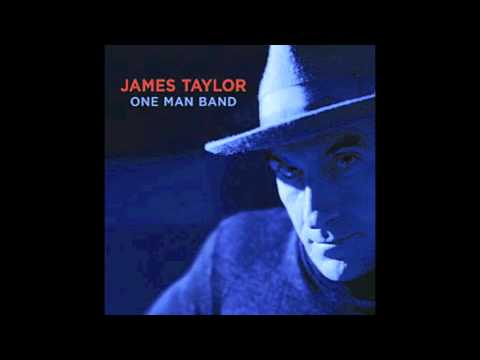 James Taylor - One Man Band - 05 - School Song [LIVE]