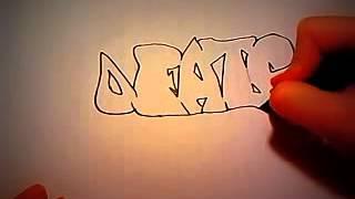 Как рисовать граффити(видеоурок как рисовать граффити Моя партнерская программа VSP Group. Подключайся! https://youpartnerwsp.com/ru/join?9624., 2013-11-06T14:43:10.000Z)