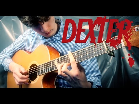 Dexter Theme Song - Fingerstyle Guitar Cover