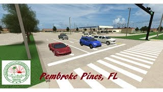(REVAMP!) Pembroke Pines FL roblox
