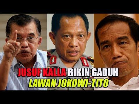 Densus Tipikor: Jusuf Kalla Bikin Gaduh Lawan Jokowi-Tito di Tengah Terpuruknya KPK dan Kejaksaan