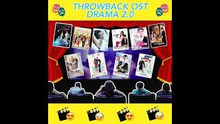 Throwback OST Drama Petang - petang Dulu 2.0