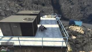 Best Stunt in GTA V Ever???