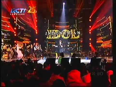 Ryan D'Angga   Kenangan Terindah   Indonesian Idol 2014   28 Feb 2014