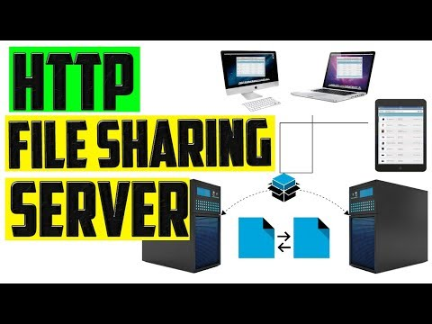 How To Create File Sharing Server in Your Windows Computer