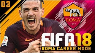 FIFA 18 Roma Career Mode Ep3 - NEW SIGNINGS!!