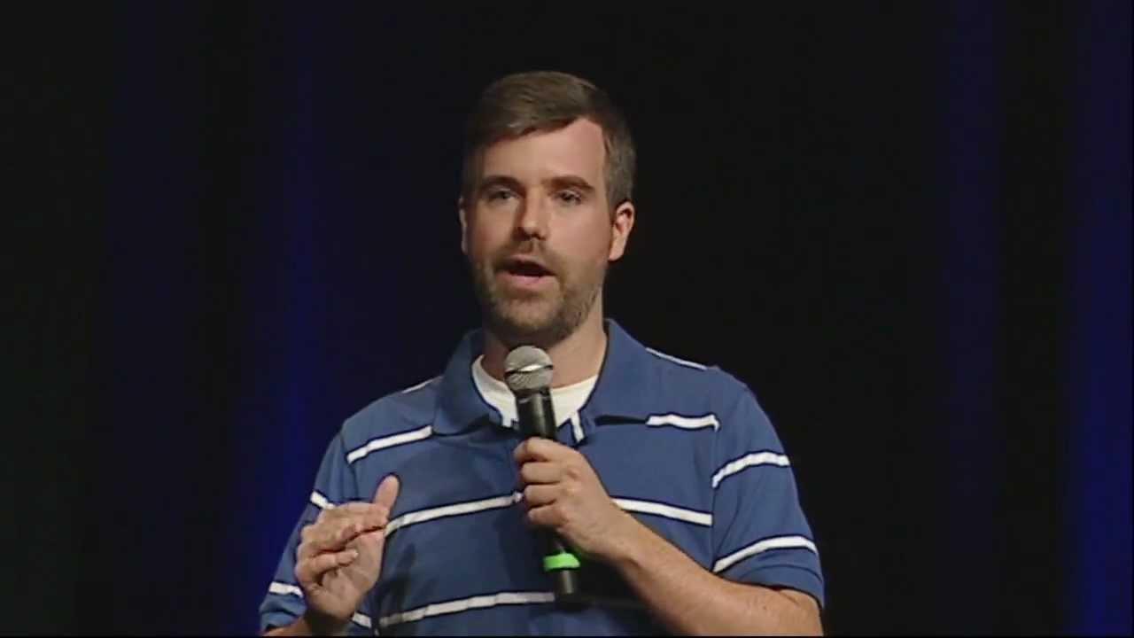 VidCon 2011: Charlie Todd, Improv Everywhere (Live)