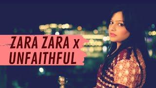 Zara Zara Behekta Hai | Unfaithful Mashup | KavyaKriti | Rihanna | RHTDM