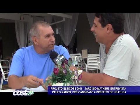 Tarcisio Matheus entrevista Paulo Ramos