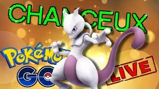 ECHANGES DE CHANCEUX EN LIVE & TOUTES LES INFOS !! - POKEMON GO