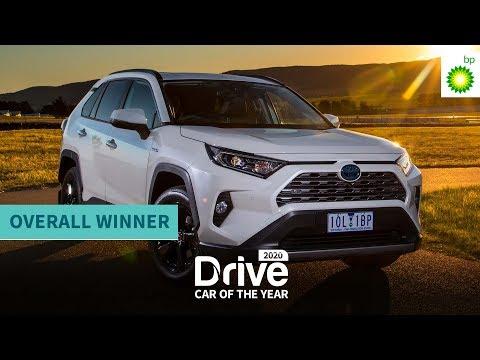 Winner: Toyota RAV4 Hybrid   Drive Car Of The Year 2020