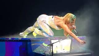 Lady GaGa - Million Reasons encore (partial) up close - Joanne World Tour