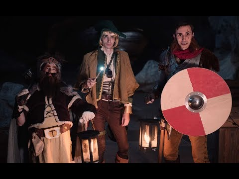 LIVE ACTION - The Adventure Zone Fan Film