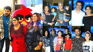 The Kapil Sharma Show Cast With Their Family At Angry Birds 2 Screening