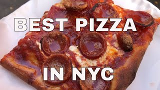 Top 4 Pizza Spots in NYC! INCREDIBLE!