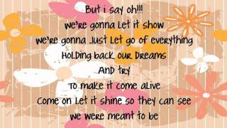 Bridgit Mendler - Somebody (lyrics)
