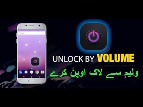Volume Unlock Power Button Fix Quick Lock Power Android Mobile 2018