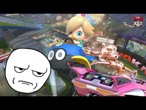 Mi reacción ante los nuevos personajes de Mario Kart 8