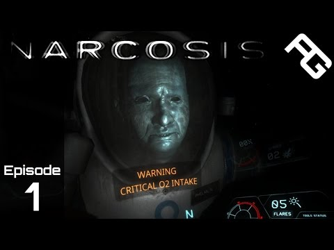 Way Down, Below the Ocean - Let's Play Narcosis - Episode 1