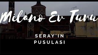 Ev Turu | Milano'da arkadaşımızın evini geziyoruz
