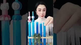 중국 먹방 ASMR 매…
