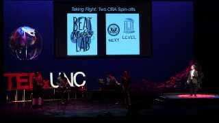 Taking music education to the next level: Mark Katz and the Carolina Beat Making Lab at TEDxUNC