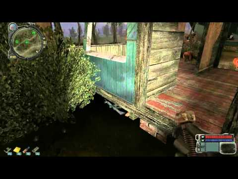 STALKER Call of Pripyat - Zaton Stashes  