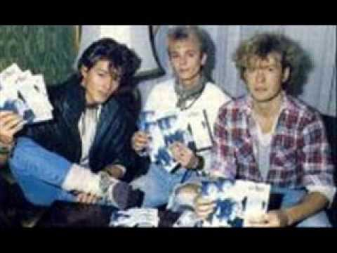 A-ha: Did anyone approach you?