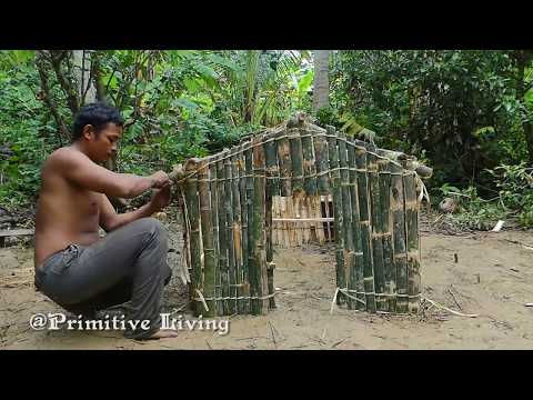 Build Beautiful House For Abandoned Puppy | Build Mini Puppy Dog House