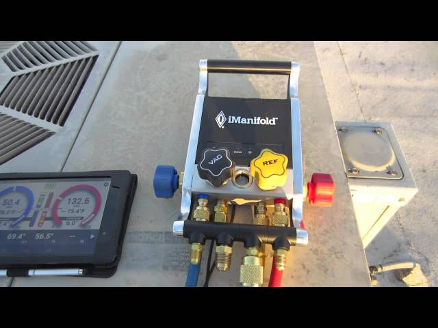 iManifold in action!