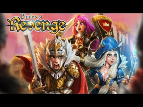 Blades Of Revenge: RPG Puzzle (by Infinity Levels) - IOS/Android - HD Gameplay Trailer