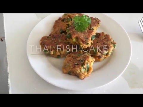 Thai Fish Cakes | Leftover Fish