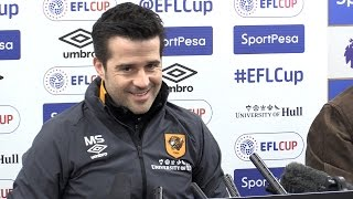 Marco Silva Full Pre-Match Press Conference - Hull V Manchester United (Agg 0-2) - EFL Cup