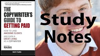 Earn a side income or make a great living as a freelance copywriter by Roy Furr