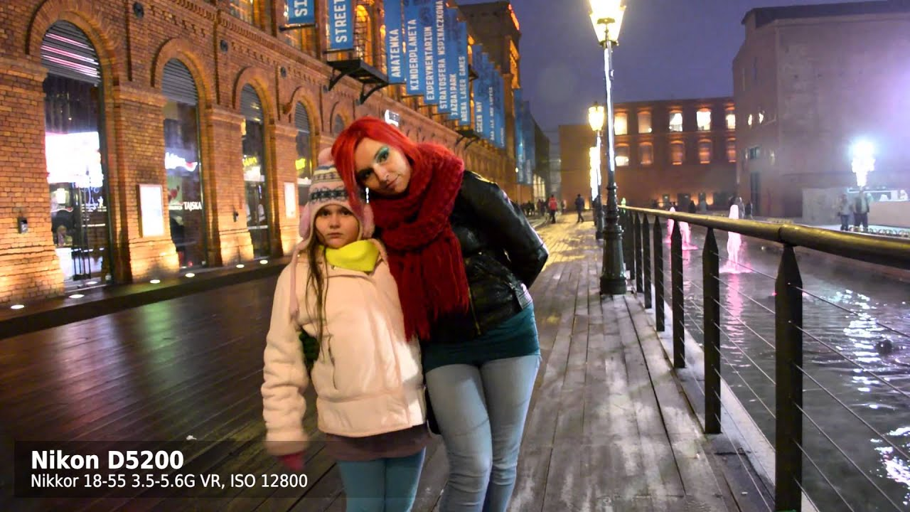 how to change iso on nikon d5200