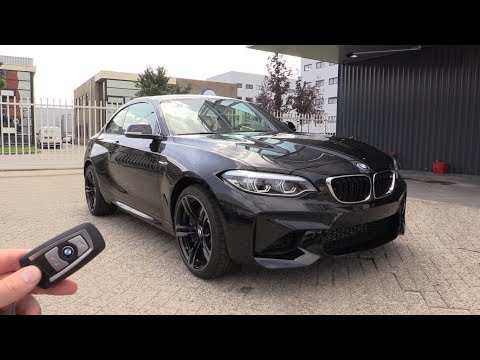 INSIDE The NEW BMW M2 2018 | SOUND In Depth Review Interior Exterior