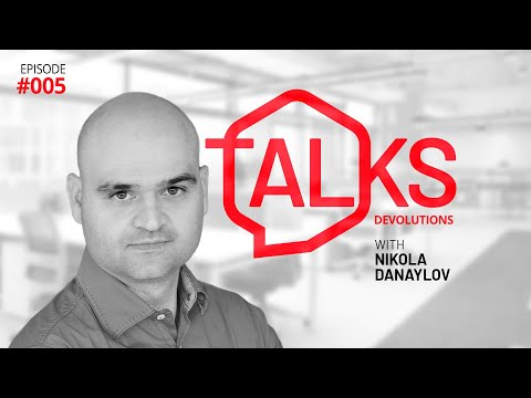 The Future of Technology, AI, and the Singularity | Nikola Danaylov | Devo Talks #005
