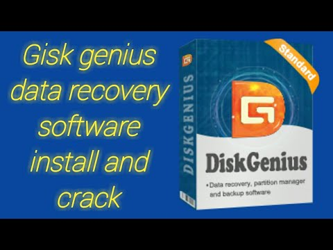 Disk Genius Data Recovery Software Install And Crack Free Version